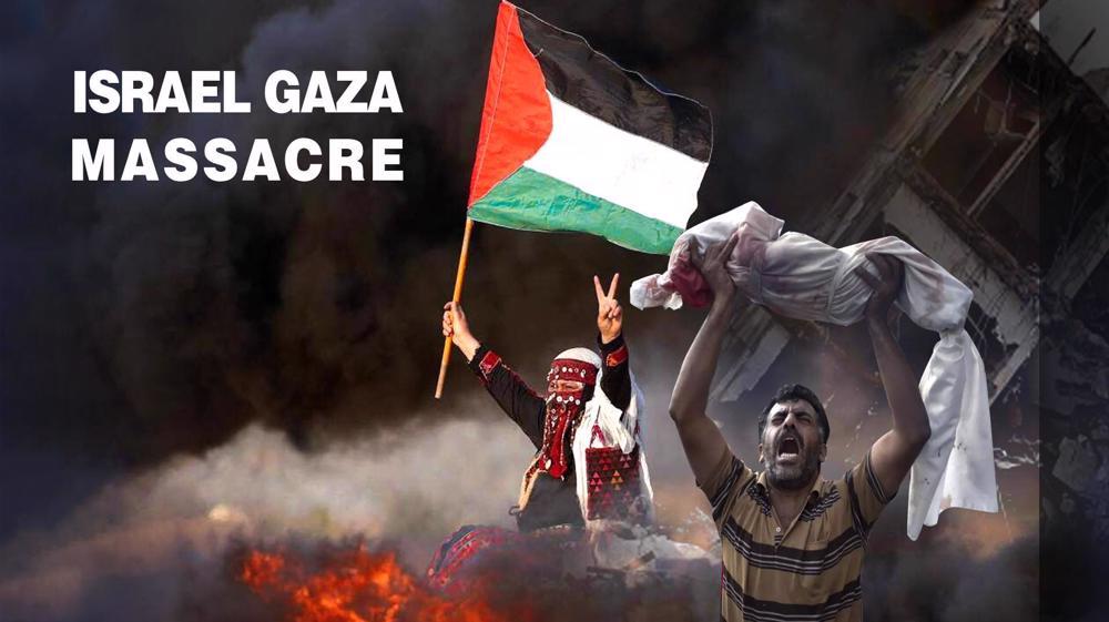 Israel Gaza massacre