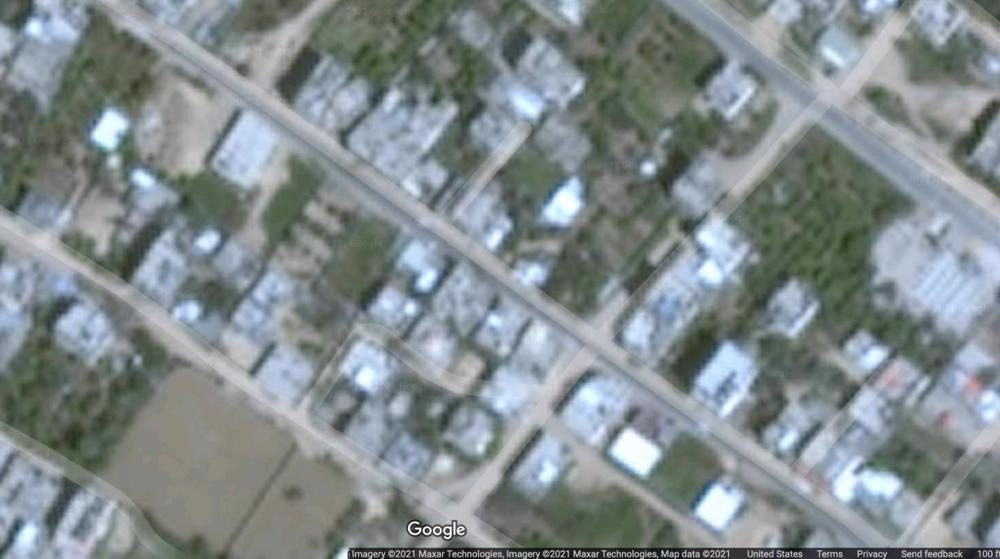 Google defies calls to update low-resolution imagery of Gaza after Israeli raid