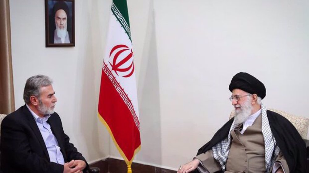 In letter to Leader, Islamic Jihad hails Iran's support for Palestine in battle against Israel