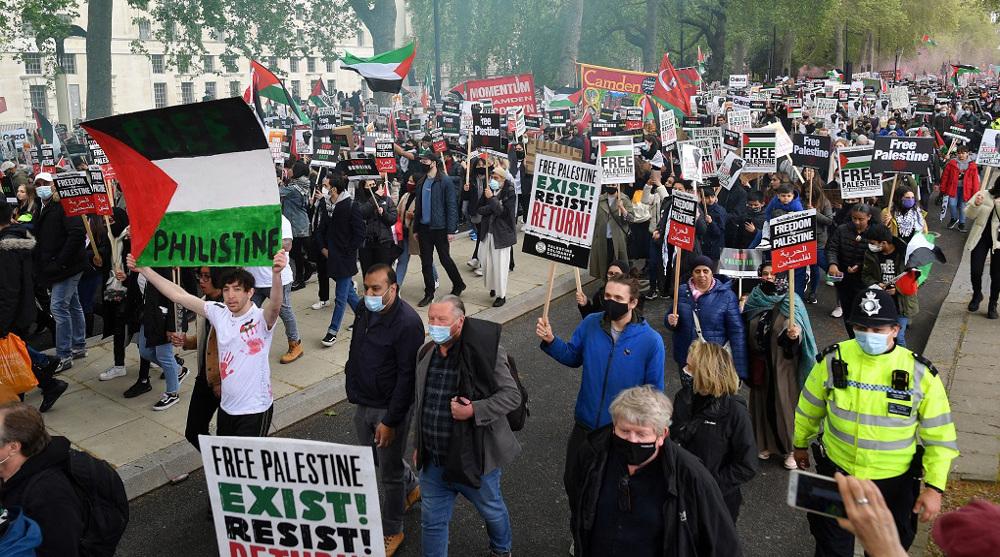 Global awakening: Unprecedented pro-Palestine rallies hit Europe