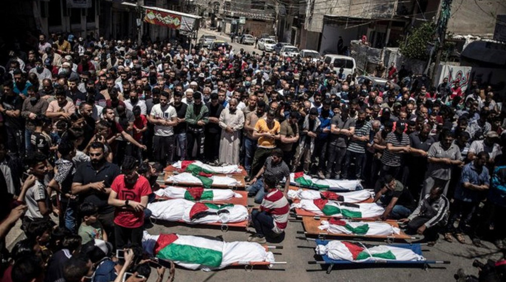 253 martyrs, 1948 wounded: Gaza updates toll from Israeli war