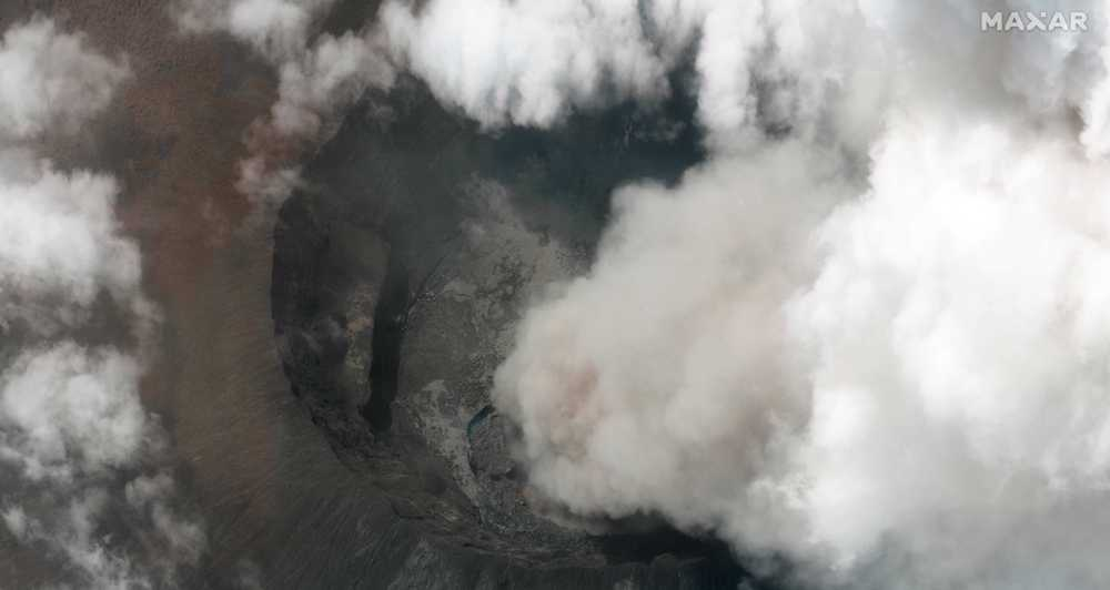 20,000 homeless, dozens missing in wake of DR Congo volcano: UN