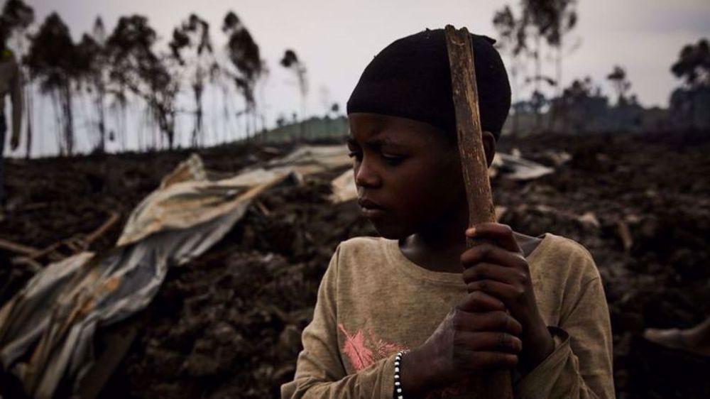 Around 400,000 people need help after fleeing Congo volcano: UN