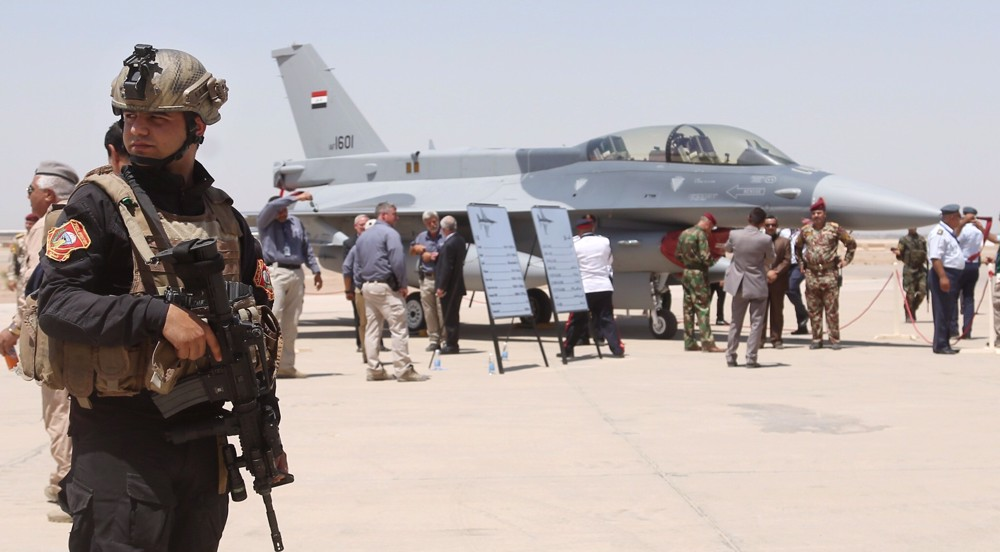 Several rockets target Iraqi air base housing occupying US forces, warplanes