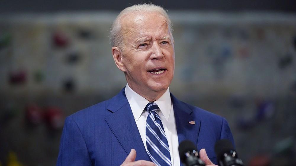Biden: Texas voting bill is 'assault on democracy'