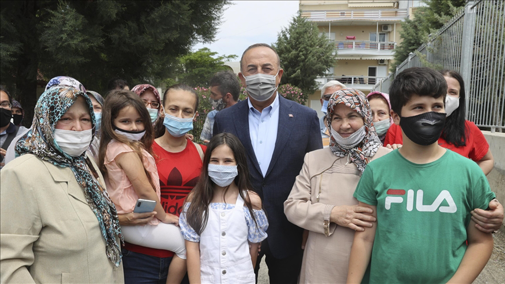 Turkish FM's remarks on Greece Muslims irks Athens ahead of talks