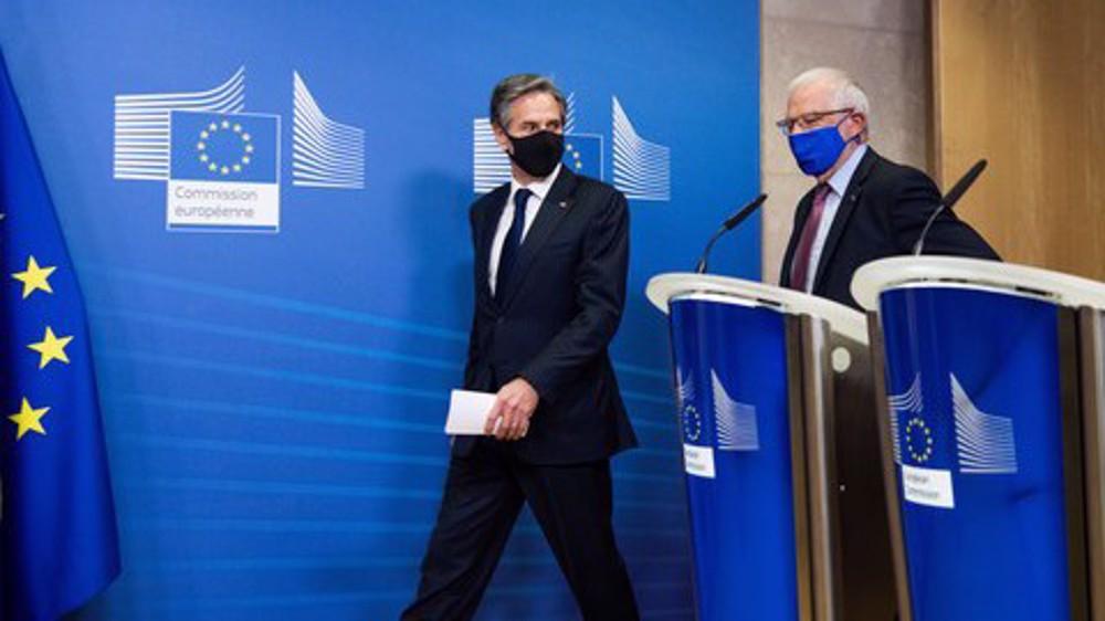 US, EU top diplomats discuss JCPOA on margins of G7 summit