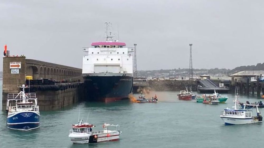 Jersey standoff over post-Brexit fishing feud escalates between UK, France