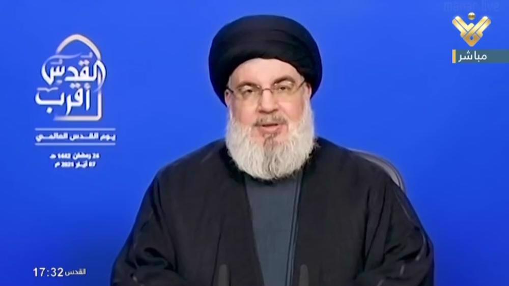 Nasrallah :