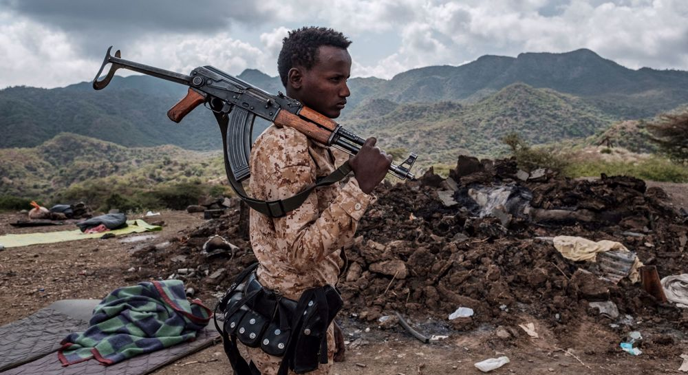 Ethiopia Christian leader condemns 'genocide' in Tigray