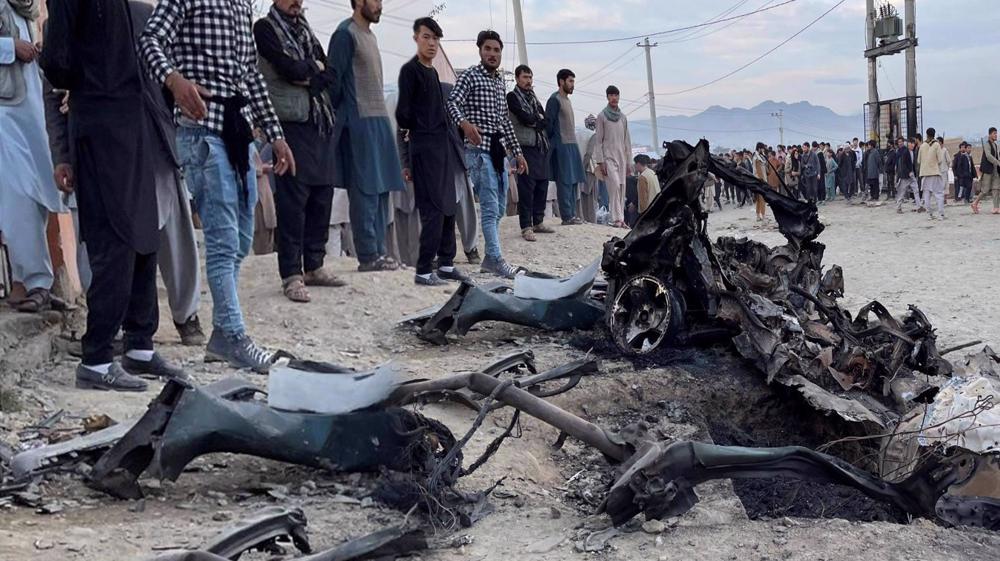 68 Afghans including schoolgirls killed in heavy car bomb