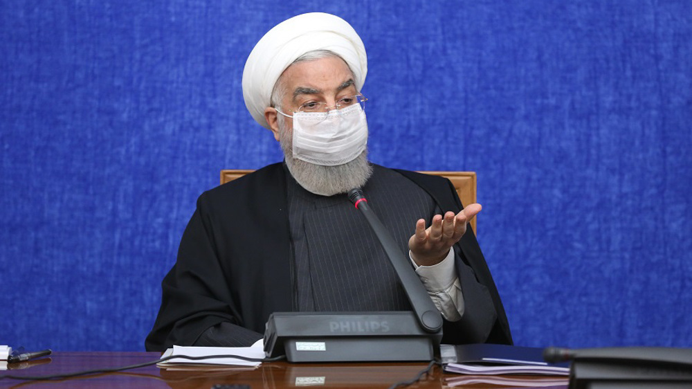 Rouhani: 13mn Iranians to receive COVID-19 vaccine in next 2 months