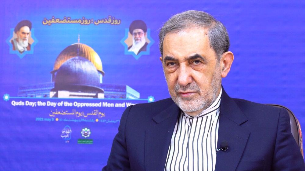 Leader's advisor: Palestine top priority for Iran's foreign policy