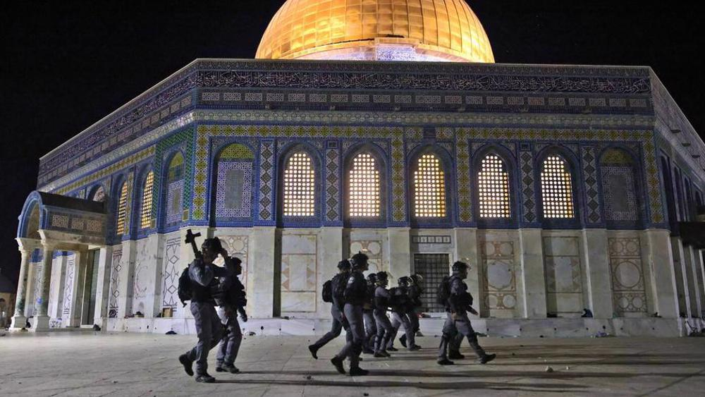 'Expulsion of Palestinians from Sheikh Jarrah violates international law'