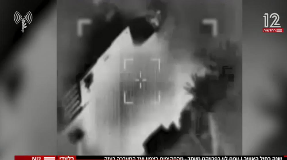 Gaza: 1er clash F-35 Adir/Bavar 373?