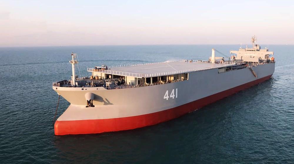 US threatens Venezuela, Cuba to reject 'Iranian ships'