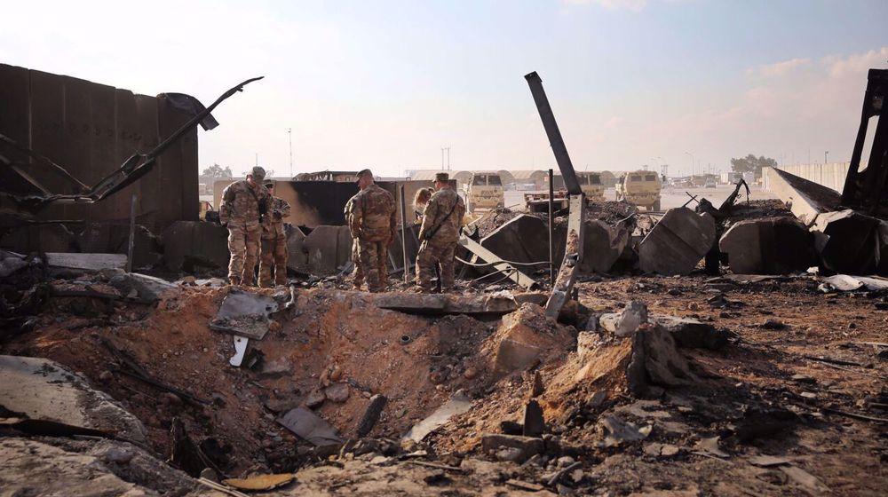Irak: les drones chasseront les USA