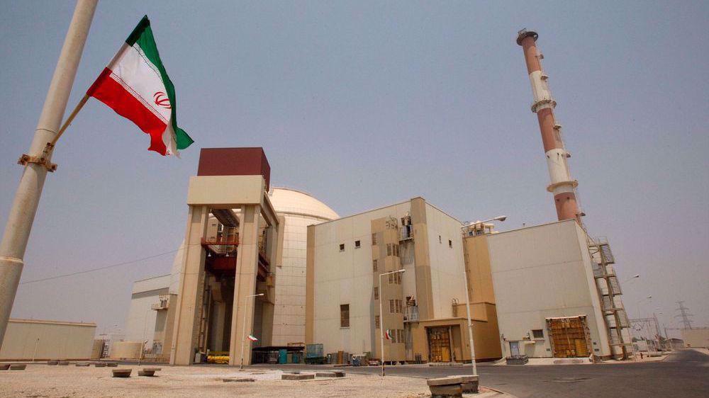 """Iran: """"l'uranium à 60%...c'est Trump"""""""