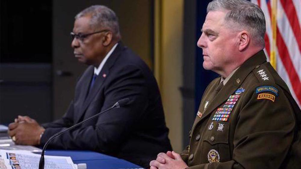 Top US general confirms climate change's threat military ops