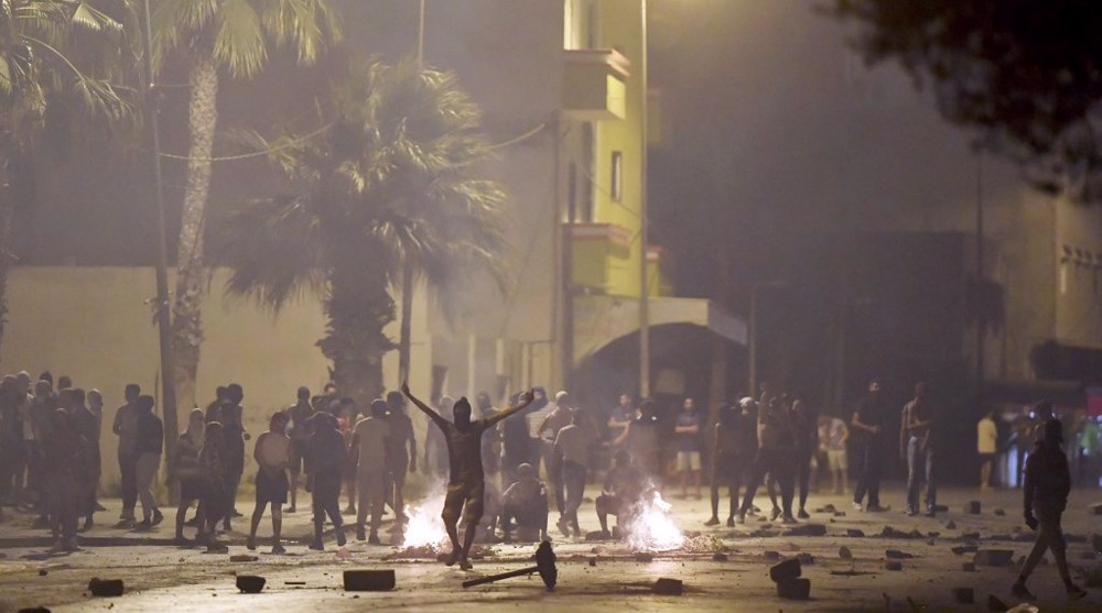 Public protests against police brutality grip Tunisia