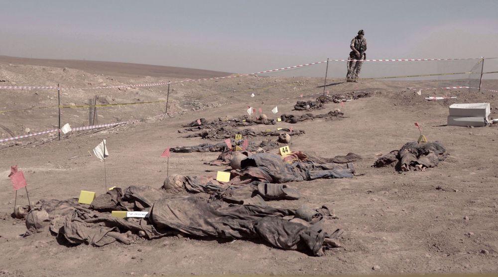 President: Iraq defeated Daesh thanks to army, Hashd al-Sha'abi