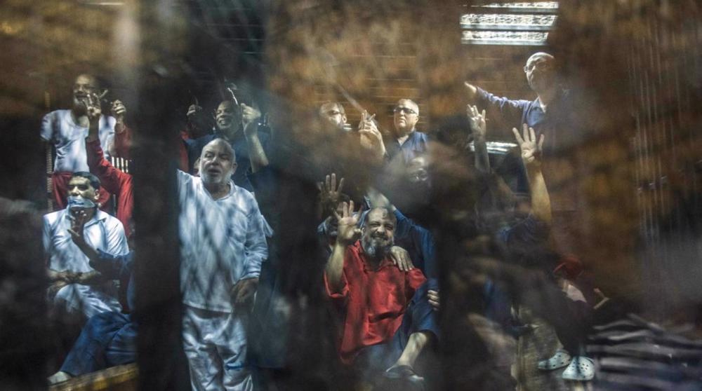 Egyptian court upholds death sentence for Brotherhood members