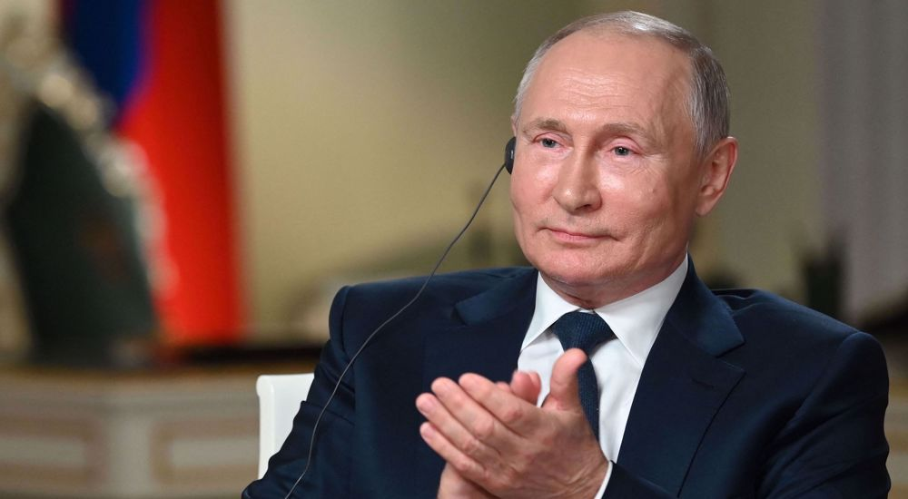 Putin rejects US accusation of Russia cyberattacks, says open to prisoner swap