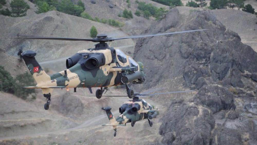 4 killed as Turkey intensifies attacks on 'PKK' in Iraqi Kurdistan