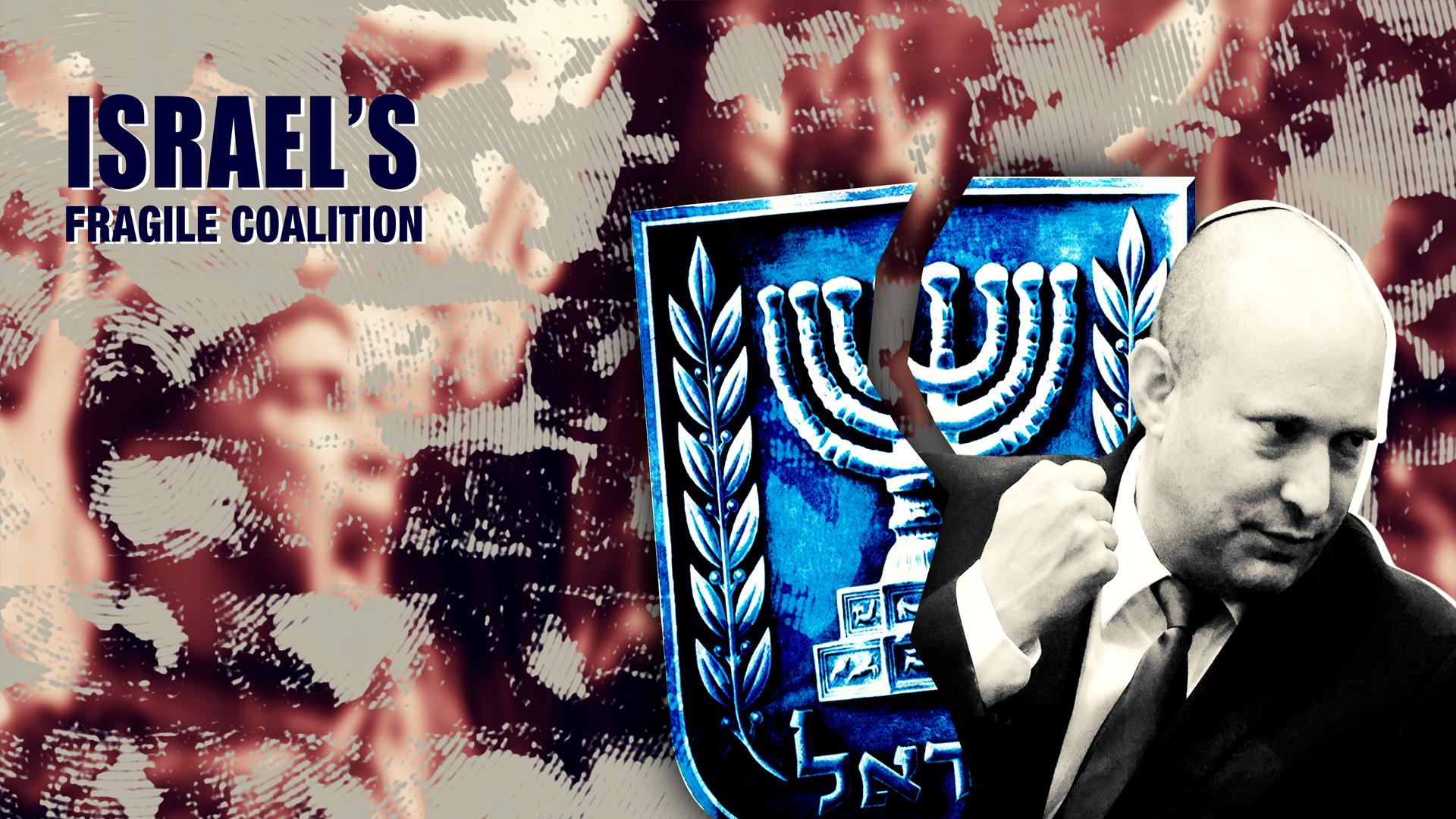 Israel's fragile coalition