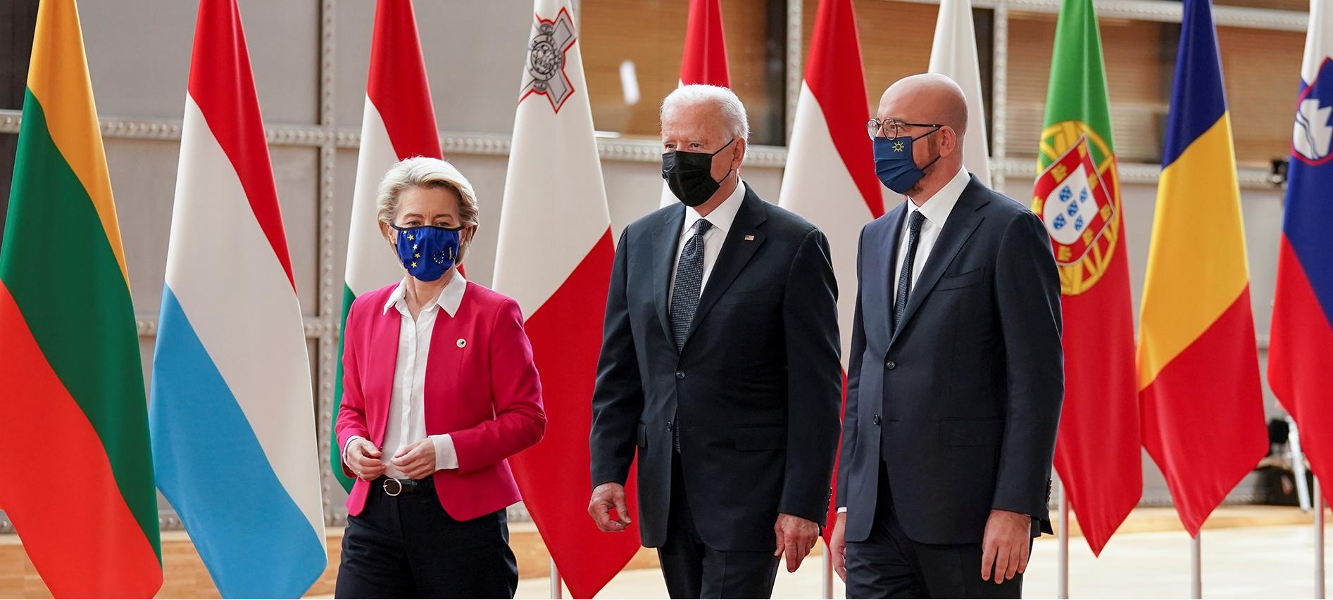 More anti-Russia posturing at EU-US summit