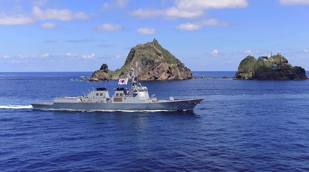 Anger in Japan as South Korea begins annual war games near disputed islands