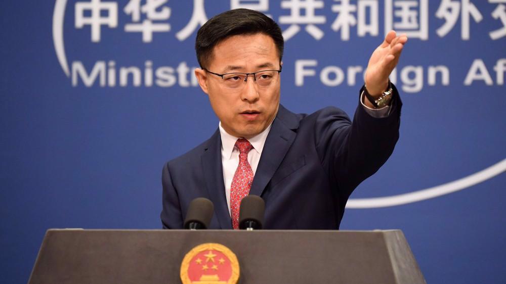 China says Belgium after destabilizing Xinjiang in case of Uighurs