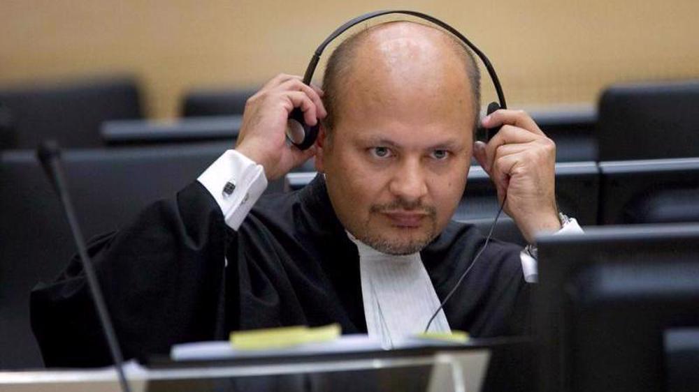 ICC's new Prosecutor Karim Khan sworn in