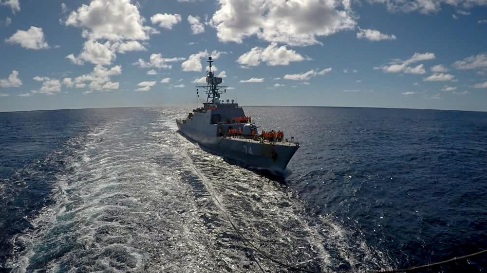 Atlantique : corridor militaire anti-US ?