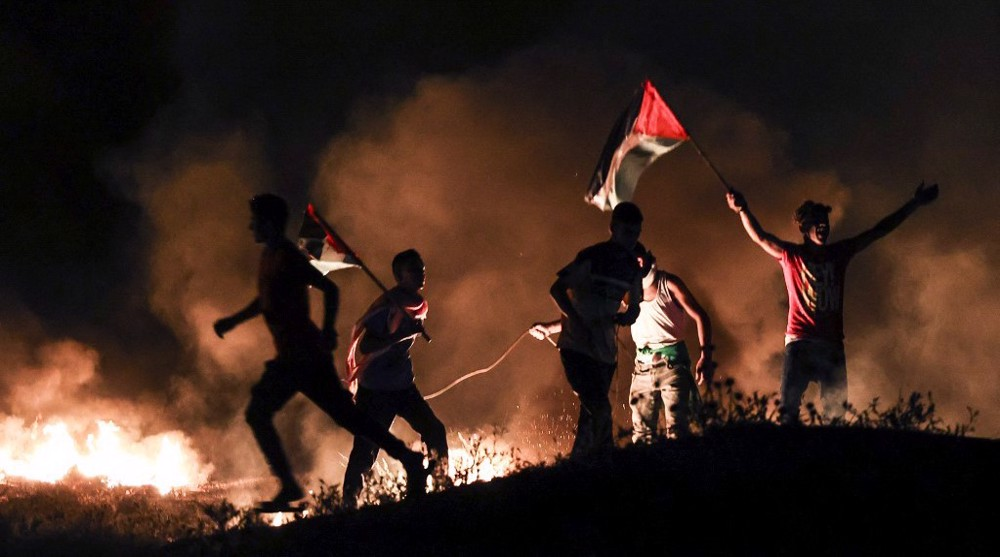 Palestinians hail 'deterrent equation' after thwarting Israeli march