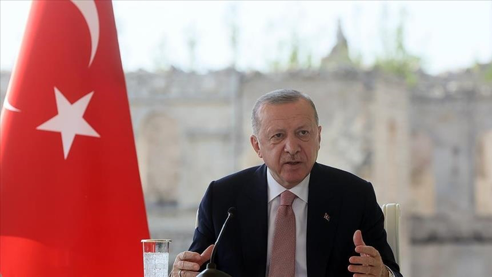 Erdogan: Turkey will not change course on acquiring Russian S-400 missiles