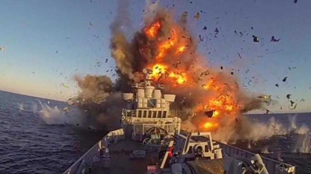 Iran : Redoutable arme navale anti-US?
