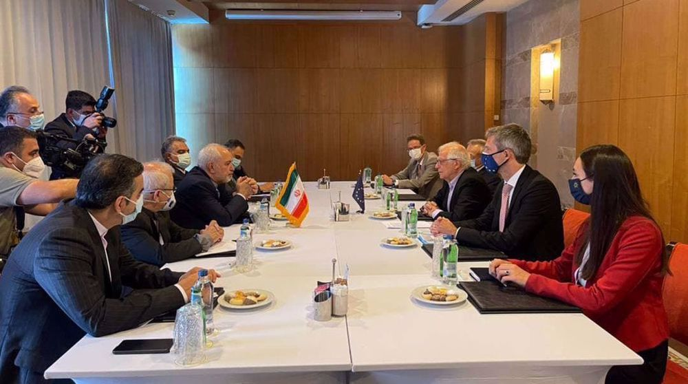 Iran nuclear deal not renegotiable; sanctions must be lifted: FM Zarif