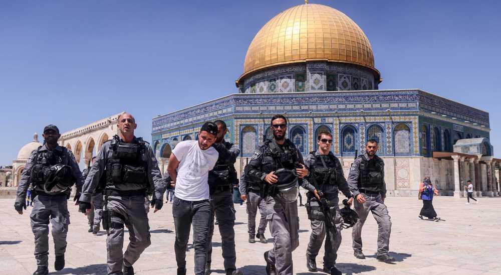 Israeli forces storm al-Aqsa Mosque, attack worshipers