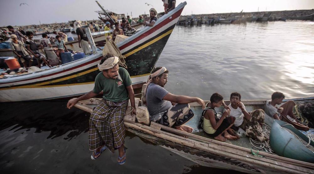 Saudi allies intentionally target Yemen fishermen
