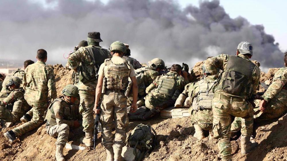Plan de guerre US contre l'Algérie?