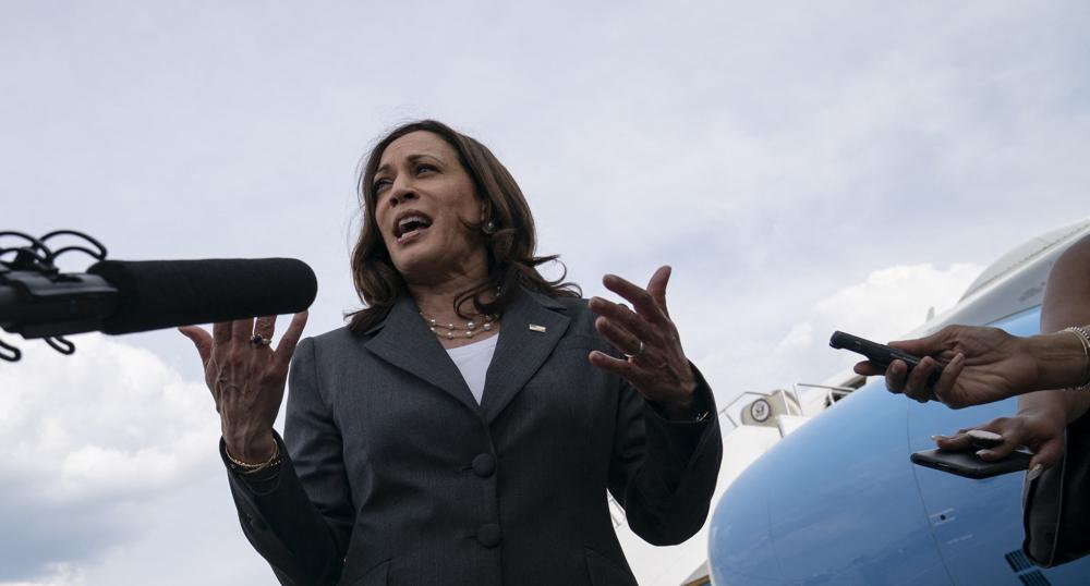 House Republicans urge Biden to remove VP Harris as immigration czar amid deepening border crisis