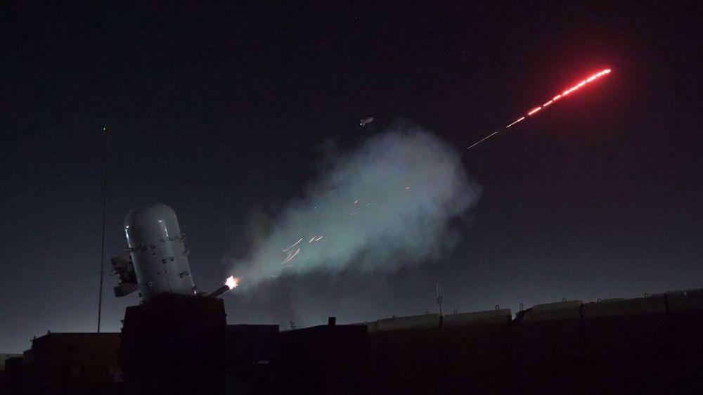 MO: Drones chassent le Patriot