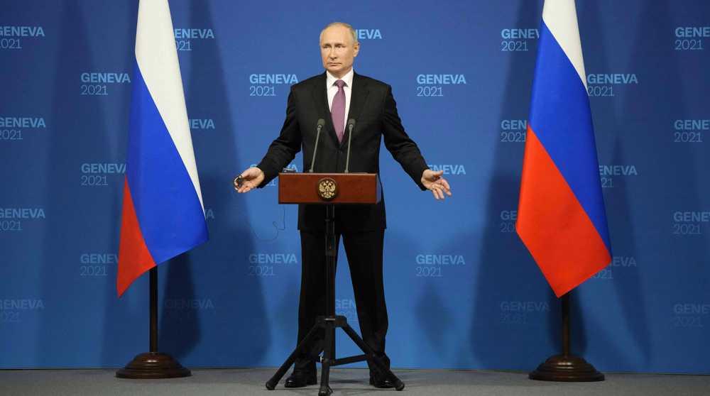 Trump-era official calls Geneva summit 'win for Putin'
