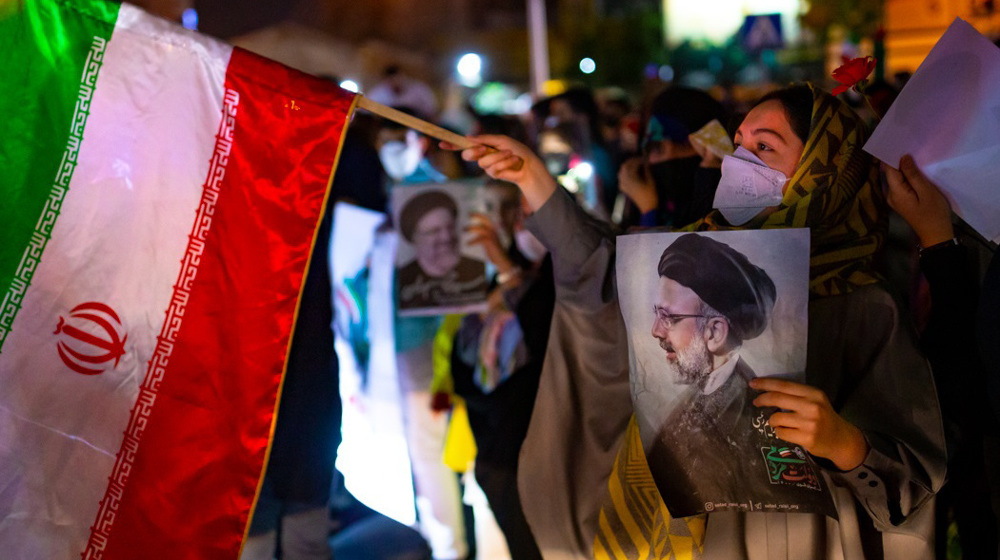 World leaders congratulate Raeisi on Iran election victory