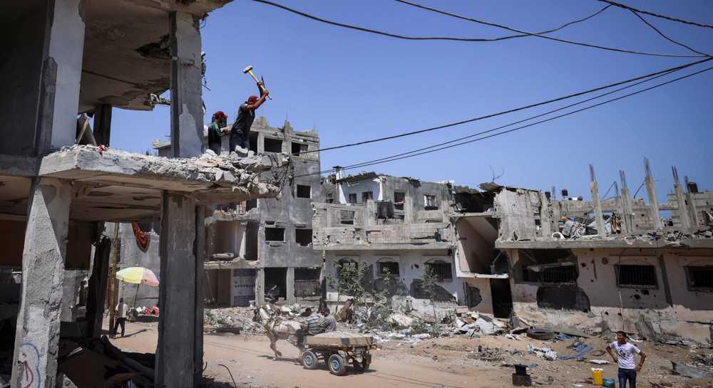 Hamas: Israel lacks will to end Gaza humanitarian crisis