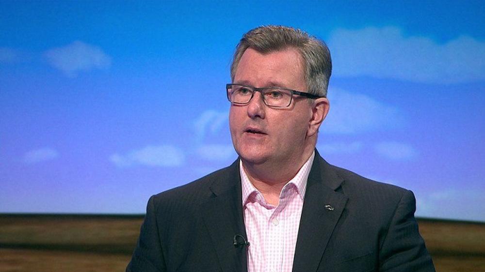 Donaldson confirms second DUP leadership bid