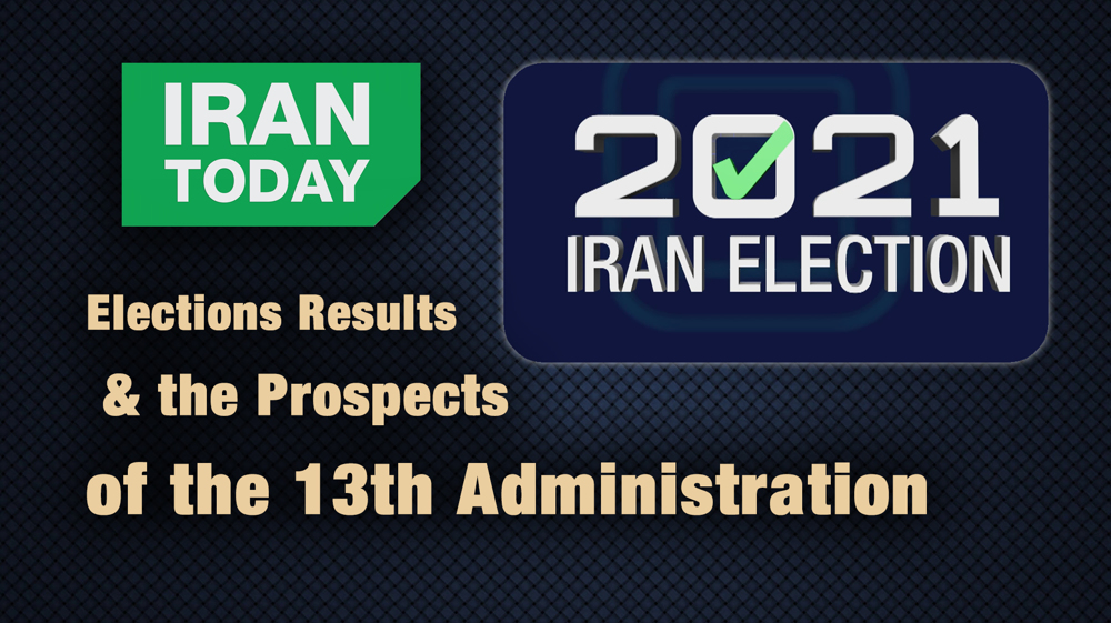 Iran elections 2021; results