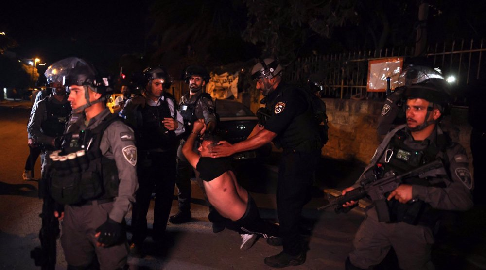 Israeli settlers, police storm Al-Aqsa Mosque after attacking Palestinians in Sheikh Jarrah