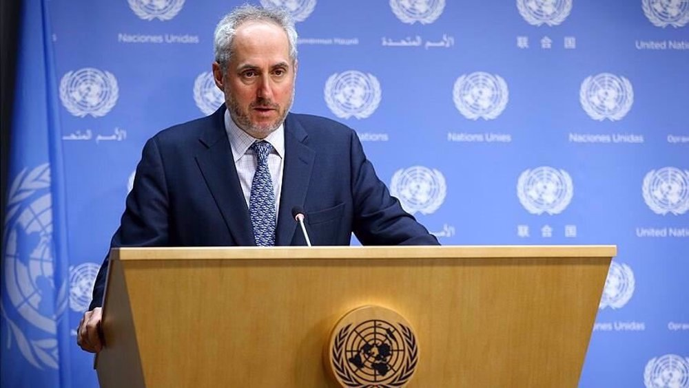 UN says looks forward to continued cooperation with Iran under Raeisi